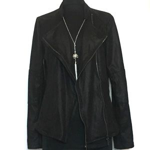Millia | Moto Jacket